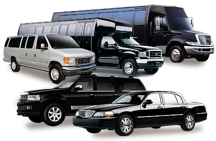 Charleston Limousine Fleet