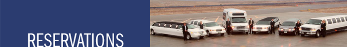 Charleston Limousine Reservations