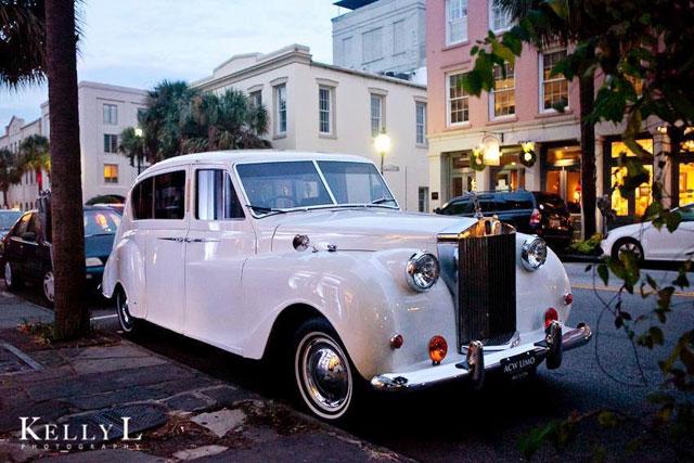 Charleston Limousine Rolls Royce