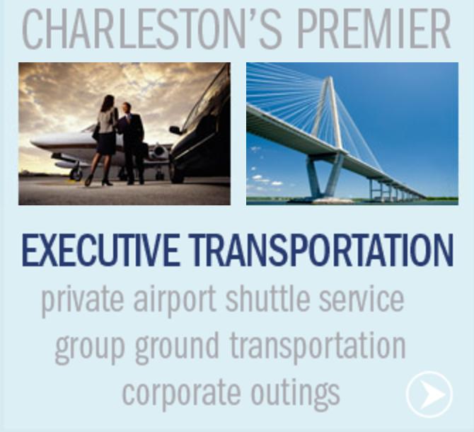 Charleston's Premier Executive Transportation