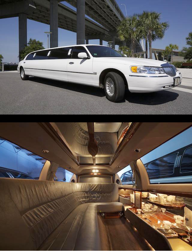 Charleston Stretch Limousine